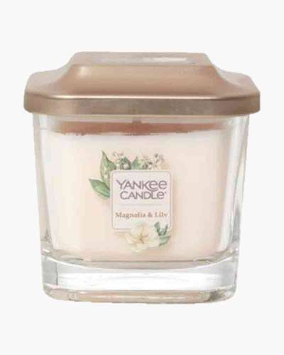 Magnolia and Lily Small 1-Wick Square Candle