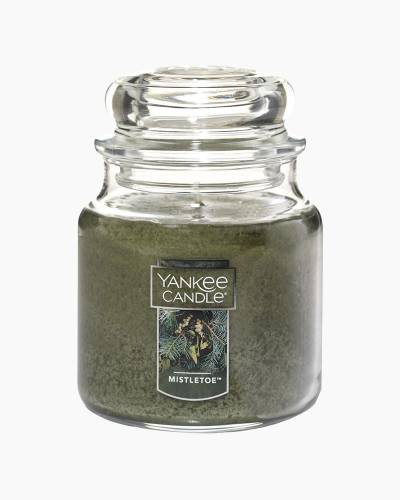 Mistletoe Medium Jar Candle