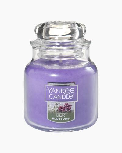 Lilac Blossoms Small Jar Candle