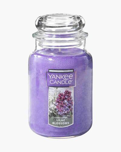 Lilac Blossoms Large Jar Candle