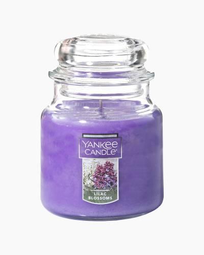 Lilac Blossoms Medium Jar Candle