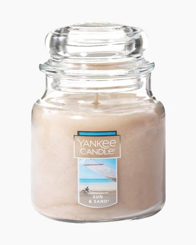 Sun and Sand Medium Jar Candle