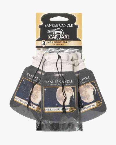 Midsummer's Night Car Jar 3-Pack