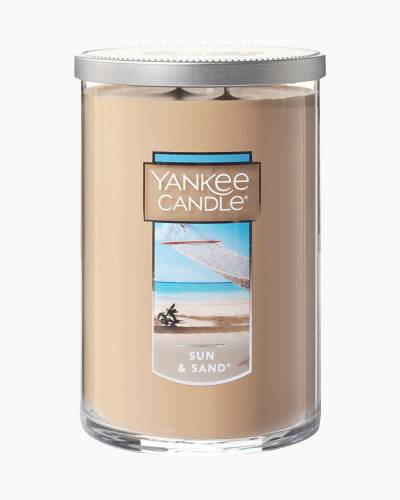 Sun and Sand Large 2-Wick Tumbler Candle