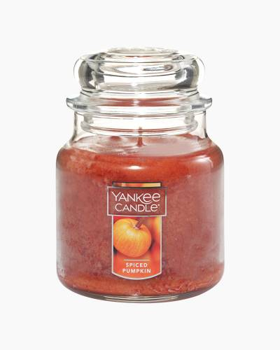 Spiced Pumpkin Medium Jar Candle