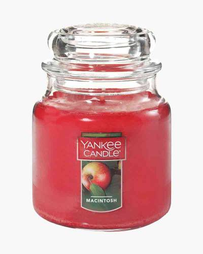 Macintosh Medium Jar Candle