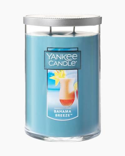 Bahama Breeze Large 2-Wick Tumbler Candle