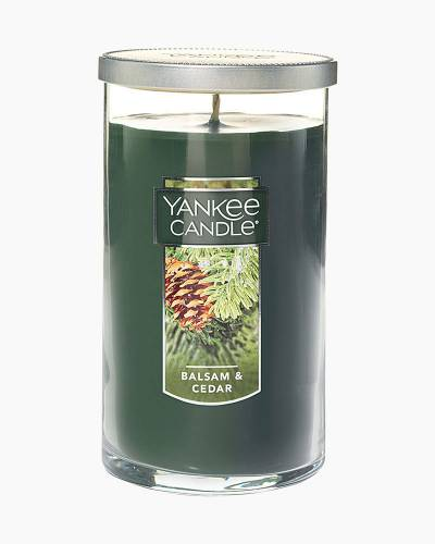 Balsam and Cedar Medium Perfect Pillar Candle