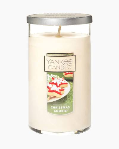 Christmas Cookie Medium Perfect Pillar Candle