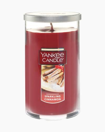 Sparkling Cinnamon Medium Perfect Pillar Candl