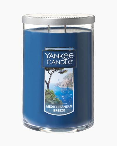 Mediterranean Breeze Large 2-Wick Tumbler Candle