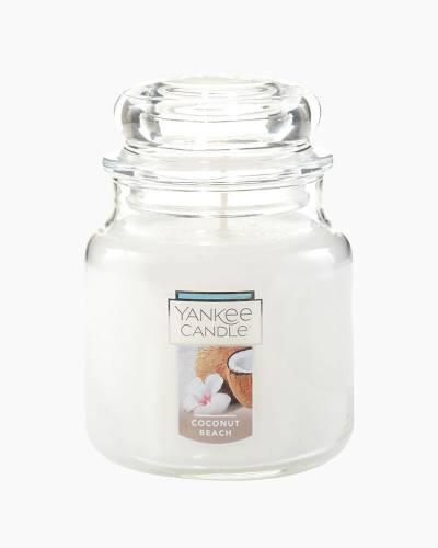 Coconut Beach Medium Jar Candle