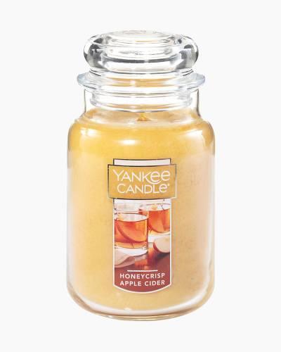 Honeycrisp Apple Cider Large Jar Candle