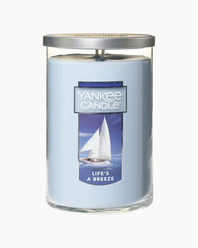Life's a Breeze Large 2-Wick Tumbler Candle