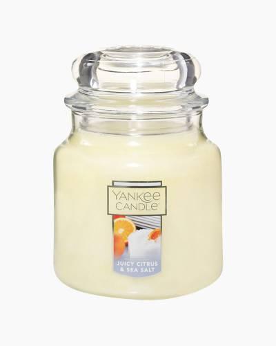 Juicy Citrus and Sea Salt Medium Jar Candle