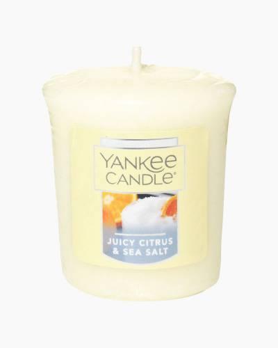 Juicy Citrus and Sea Salt Samplers Votive Candle