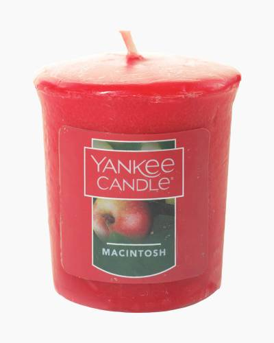 Macintosh Samplers Votive Candle
