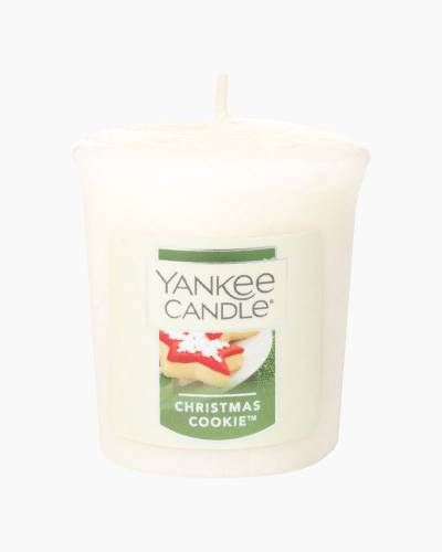 Christmas Cookie Samplers Votive Candle