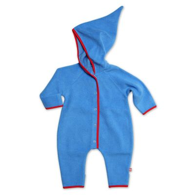 Blue Cozie Newborn Elf Suit
