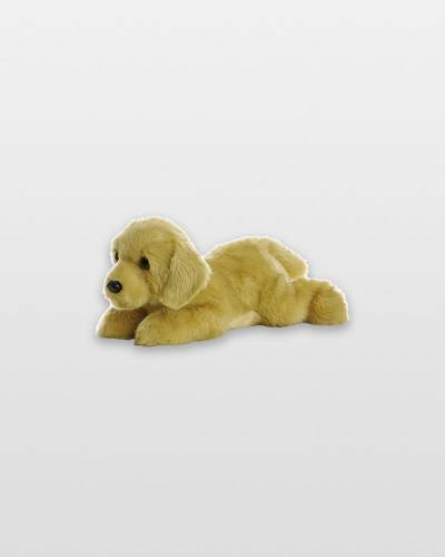 12-inch Goldie Flopsie Plush