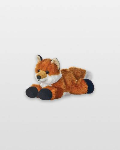 8-inch Foxie Fox Mini Flopsie Plush