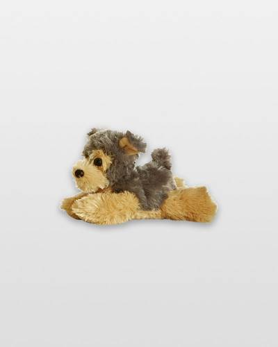 8-inch Cute Yorkie Terrier Plush