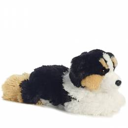 Aurora World Inc. 12-Inch Auzzie the Shepherd Dog Flopsie