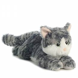 Aurora World 12-Inch Lily Cat Flopsie Plush