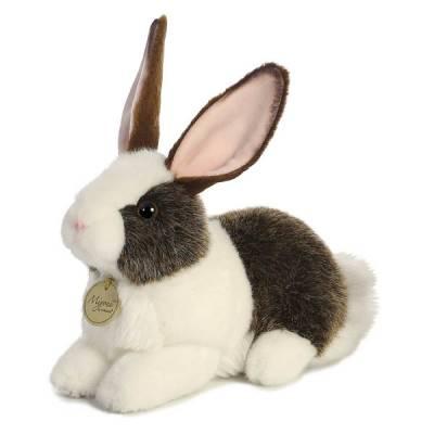 10-Inch Miyoni Chocolate Dutch Rabbit
