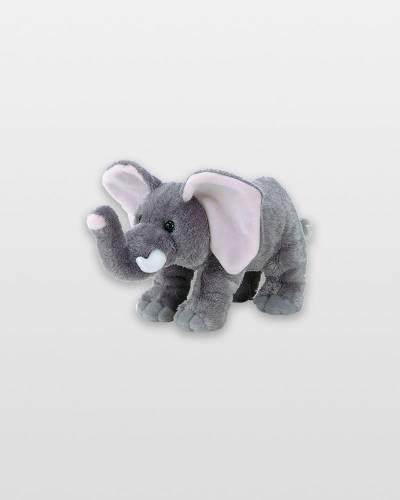 Peanut the Elephant Flopsie Plush