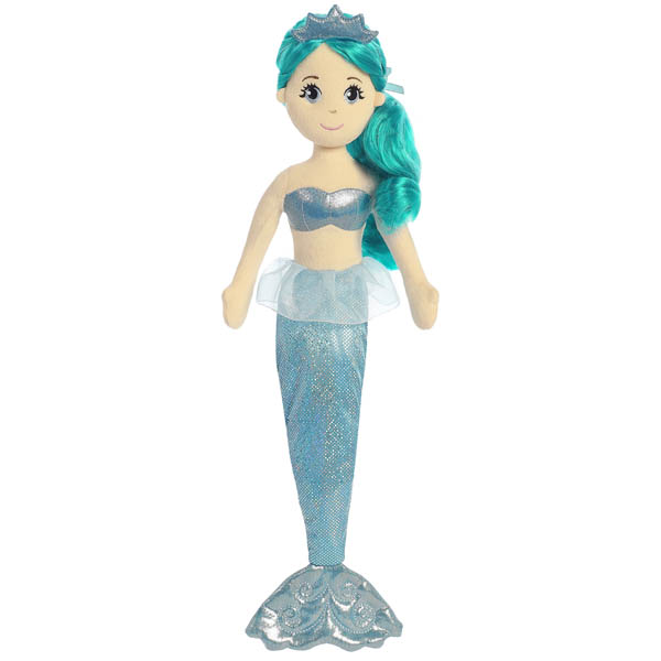 Aurora World Mala Mermaid Plush Doll