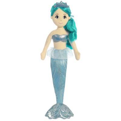 Mala Mermaid Plush Doll