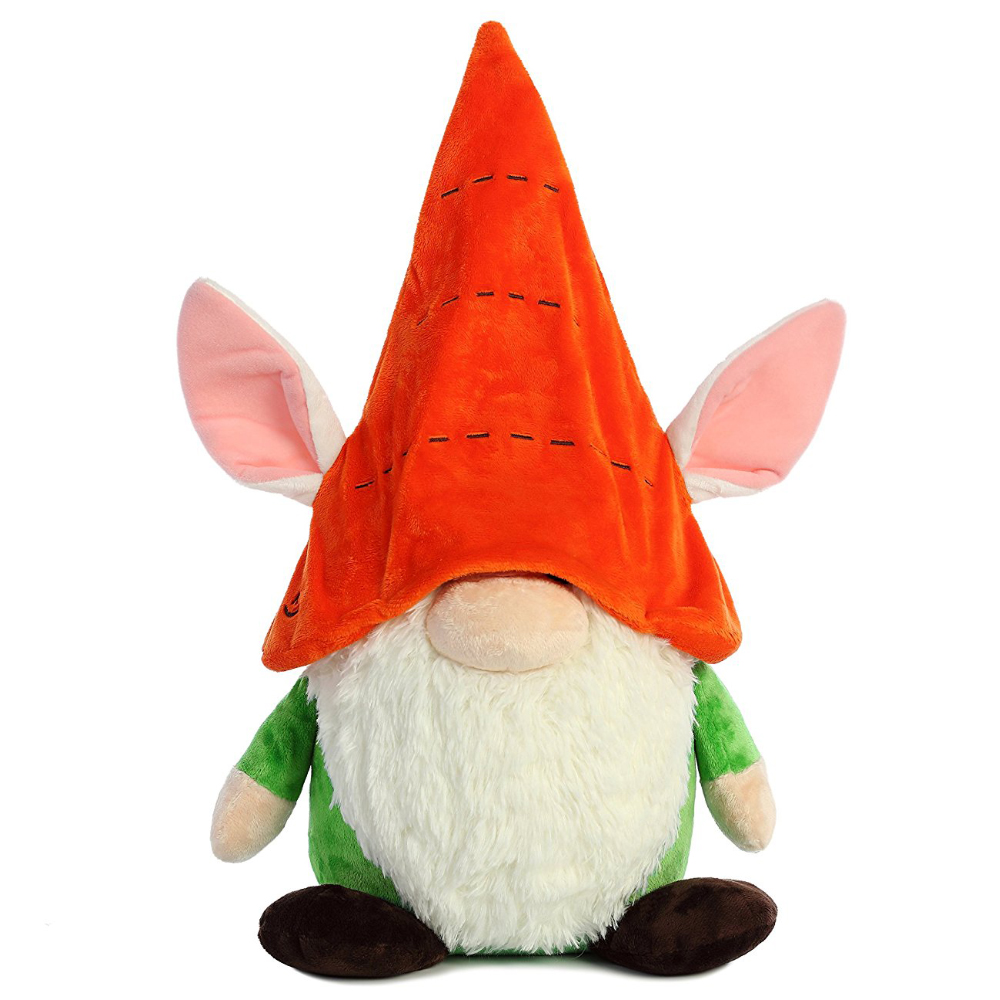 Aurora World Carrot Top Gnomlin Plush