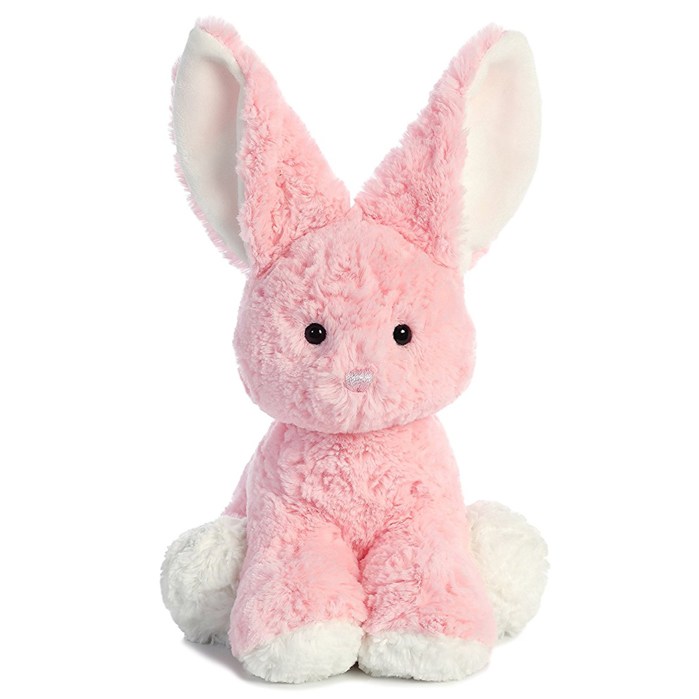 Aurora World Pink Bouncy Bunny Plush