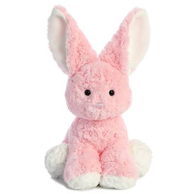 Pink Bouncy Bunny Plush