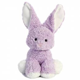 Aurora World Lavender Bouncy Bunny Plush
