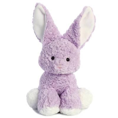Lavender Bouncy Bunny Plush