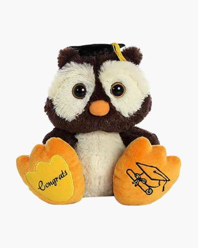 Winks the Graduation Owl Plush