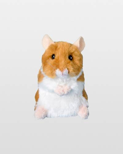 Brushy the Hamster Plush