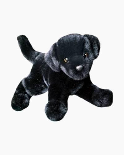 Brewster the Black Lab Plush