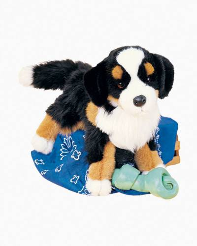 Trevor the Bernese Mountain Dog Plush