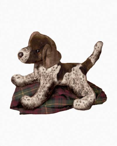 Wolfgang the Pointer Plush