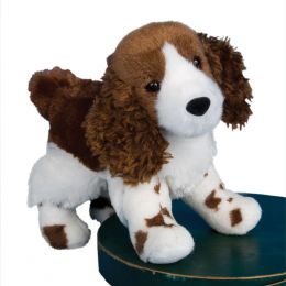 Douglas Flair the Springer Spaniel Plush