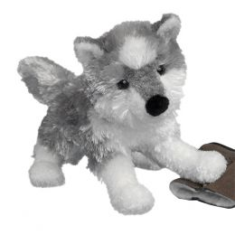 Douglas Blizzard the Husky Plush