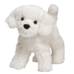 Douglas Dandelion the Puff Bichon Plush