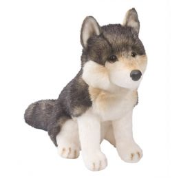 Douglas Atka the Wolf Plush