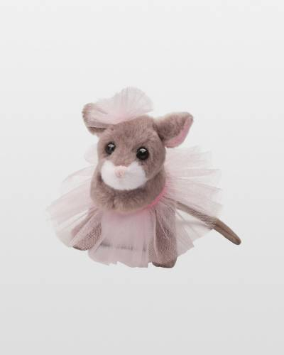 Tippy Toe the Tutu Mouse Plush
