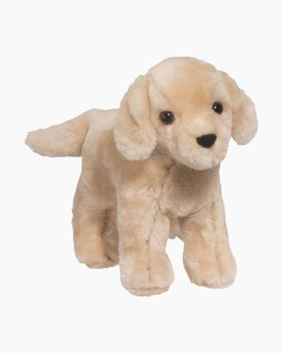 Cornell the Yellow Lab Plush