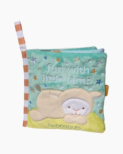 Fun With Little Lamb Plush Baby Book