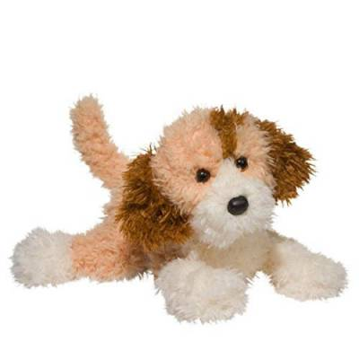 Spumoni Tri Color Labradoodle Plush